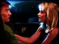 Porn: Avtomobil, Blondinka