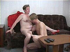 Porno: Tüklü, Qoca Nənə, Yaşlı