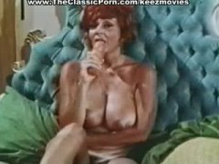 Porr: Milf, Stora Bröst, Bondage, Vintage