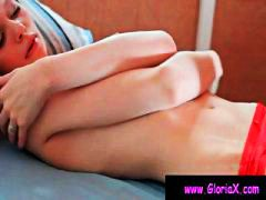 Porno: Masturbeerimine, Kõhn, Sõrmega, Poseerimine