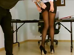جنس: جوارب طويلة, استراق النظر, سكيرتيرات