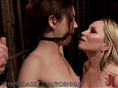 Porno: Compilation, Lesbiennes, Filles Sexy, Domination