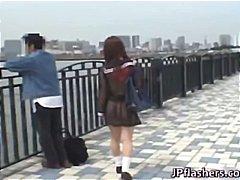 جنس: في العلن, خارج المنزل, طلاب, يابانيات
