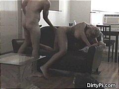 Porno: Gizli, Kamera, Cəsus, Sarışın