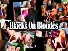 Porno: I Ansiktet, Slikke, Rir, Blond