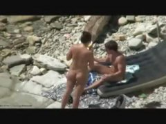 Pornići: Nagi, Amateri, Muškarac, Plaža