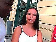 Lucah: Dua Lelaki Satu Perempuan, Dua Orang, Remaja, Penembusan