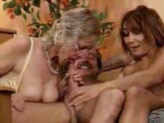 Porno: Grupinis, Grupinis, Kambarinės, Sperma Ant Veido