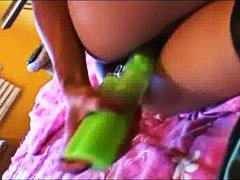 Porno: Masturbacija, Žaisliukai, Azijietės, Erzinimas
