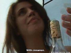 Porno: Čehietes, Publiskais Sekss, Brunetes, Reāli Video