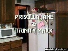 جنس: انزال, الزبار الصناعية, سحاقيات, في المطبخ