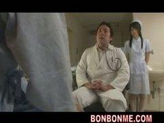 جنس: نيك ثلاثى, ممرضات, مجموعات, الطبيب