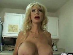 Porno: Küps, Blondid, Kutt, Suhuvõtmine