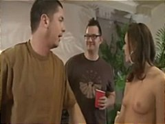 جنس: سكارى, حفلة, مراهقات, القذف