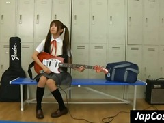 Porn: प्यारी, स्कूल, जापानी, चाटना