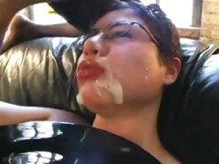 جنس: القذف, مص, جنس جماعى, إمناء على الوجه