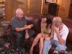 Porno: Sifətə Tökmək, Pornoulduz, Anal, Kürən