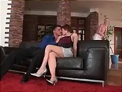 Porno: Sarışın, Cütlük, Ağır Sikişmə, Xalaşka