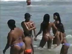 Pornići: Latinoamerikanke, Brazil, Javno, Plaža