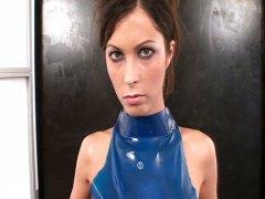 Porn: Fétis, Latex, Lány