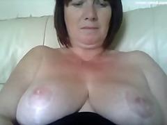 Porn: चूंचियां, अधेड़ औरत, वेब कैमरा