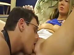 Porno: Üstünə Qurtarmaq, Böyük Döşlər, Sarışın, Hörüklü