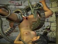 Porn: एनीमेशन, त्रिविमीय, आकर्षक महिला