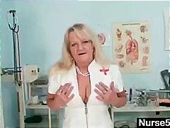 جنس: طبيب النساء, منظار, الطبيب, طبيبات