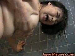 日本熟女パイパン