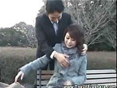 جنس: يابانيات, بعبصة, خارج المنزل, رجال