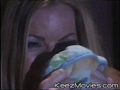 Porno: Spermos Šaudymas, Dideli Papai, Blondinės, Dideli Papai