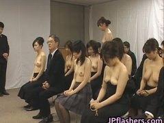 جنس: خارج المنزل, يابانيات, آسيوى, عرى