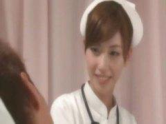 Порно: Јапонско, Рачна Работа, Медицинска Сестра, Убава