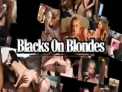 Young blonde amy brooke gets fucked by two big black dicks