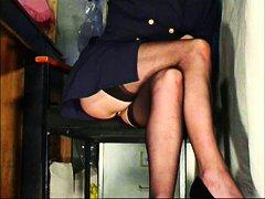 Pornići: Najlonke, Djevojka, Pod Ženskom Suknjom, Ured