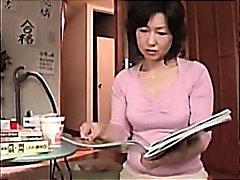 Porn: Azijci, Starejše Ženske, Mamica