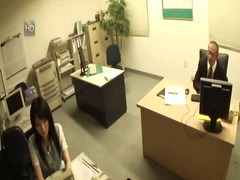 Порно: Свршување Внатре, Јапонско, Секретарка, Униформа