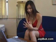جنس: يابانيات, كس مشعر, في المكتب, كاسيات