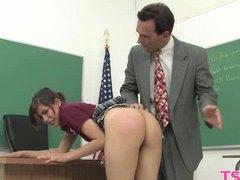 Порно: Школа, Мінет, Молоді Дівчата, Хардкор