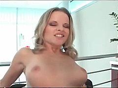 Porno: Kaubojė, Plonos, Oralinis Seksas, Didelis Penis