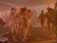 Porno: Yığıncaq, Qrup, Amcıq, Qrup