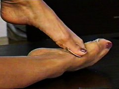 პორნო: ფეხის ფეტიში, ფეხის ფეტიში, ნეილონი