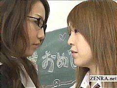 Lucah: Lesbian, Guru/cikgu, Tetek Mantap, Ibu Seksi