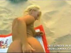 Порно: На Обличчя, Блондинки, Пляж, Кінчання