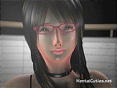 Porno: Animacija, Hentai, Krūtys, Japonų Animacija