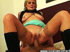 Porn: Հասուն, Տատիկ, Հետևից, Տղաներ