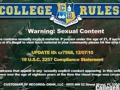 Porn: Gangbang, Najstnica, Študentski Dom, Resničnost