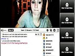 פורנו: בחורה, מצלמות אינטרנט, אוננות, חרמניות