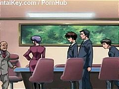 პორნო: იაპონური ანიმე, ჯგუფური, ოფისი