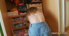 Lucah: Lancap, Mainan, Skirt, Rambut Blonde